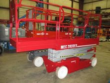 2010 MEC 2633ES Scissor lifts