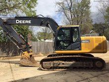 John Deere 180GLC Excavators