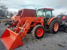 Kubota M9540HDC Tractors