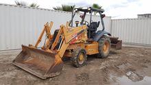 2002 CASE 570MXT Skip loaders