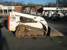 2004 Bobcat T180 Compact track