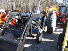Used FORD 4000 Tract