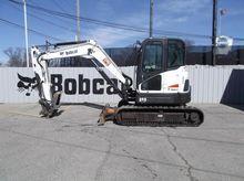 2010 Bobcat E60 Excavators