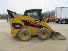 2008 Caterpillar 262C Skid stee