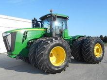 2014 JOHN DEERE 9460R Tractors