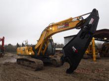 2014 KOBELCO SK350 LC-9 Excavat
