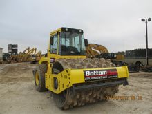 2013 BOMAG BW211D-4 Smooth drum