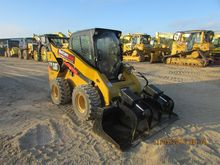 2013 CATERPILLAR 272D Skid stee