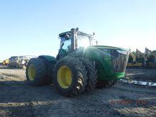 2012 JOHN DEERE 9510R Tractors