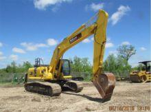 2015 KOMATSU PC290 LC-10 Excava