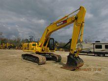 2014 KOMATSU PC210 LC-10 Excava