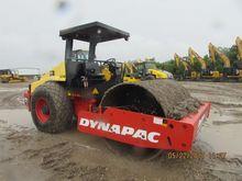 2012 DYNAPAC CA250D II Smooth d