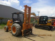 2012 CASE 588H Forklifts