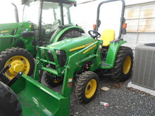 2017 JOHN DEERE 3038E Tractors