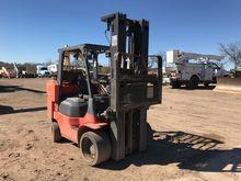 2011 TOYOTA 7FGCU45BCS Forklift