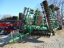 JOHN DEERE 726 Mulch finishers