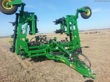 John Deere 2510H Fertilizer app
