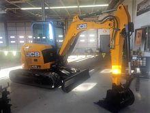 2016 Jcb 48Z-1 Excavators