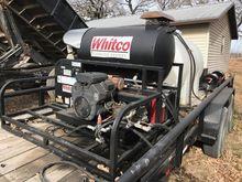 2011 WILCO 1025 Pressure washer