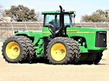 2008 JOHN DEERE 9320 Tractors