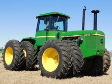 1982 JOHN DEERE 8640 Tractors