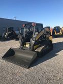 2017 New Holland C232 Skid stee
