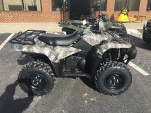 2017 KingQuad 500AXi Power Stee