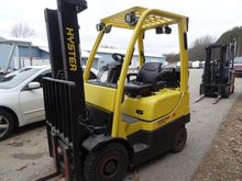 Used 2007 HYSTER H35