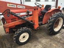 Yanmar 276 Tractors