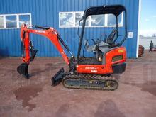 2014 KUBOTA KX018 Excavators