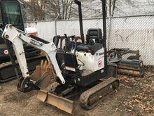 2014 Bobcat 418 Excavators