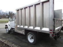 1997 FORD F SERIES CHIPPER DUMP