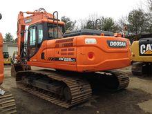 2013 DOOSAN DX225 LC-3 Excavato