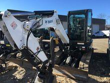2014 Bobcat E42 T4 Excavators
