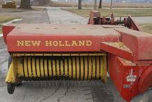 New Holland AGRICULTURE EQUIPME