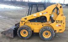 Bobcat S250 Dozers