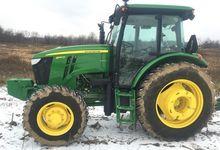 2014 John Deere 6140D Tractors