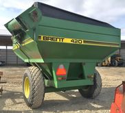 Brent 420 Augers
