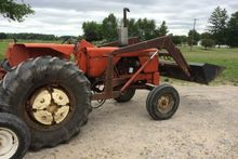 Allis-Chalmers 170 Tractors