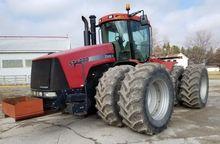 Case STX480 Tractors