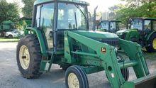 John Deere 6210 Tractors