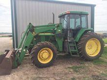 1999 JOHN DEERE 7410 Tractors
