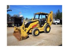 2005 CATERPILLAR 416D Backhoe l
