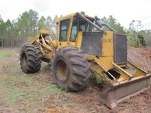 2013 TIGERCAT 610C Skidder