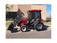 2017 TYM TRACTORS T394HST Cab T