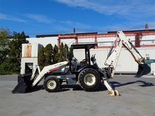 2006 TEREX 760B Backhoe loader