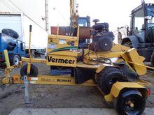 2013 VERMEER SC252 Forestry equ