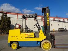 Used HYSTER S120XL F