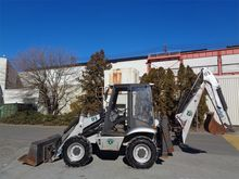 EARTHFORCE EF5 Backhoe loader