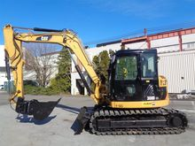 2012 CATERPILLAR 308D CR Excava